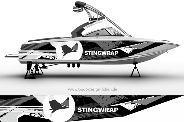 STINGWRAP Boat Wrapp