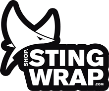 STINGWRAP Boot Design Folien
