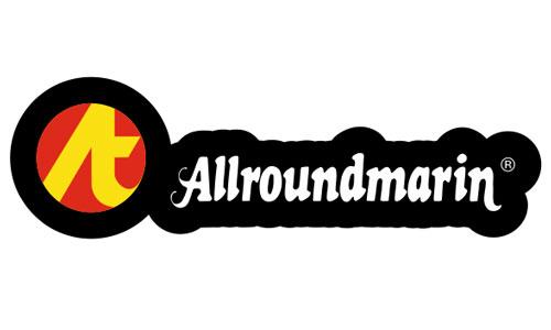 Allroundmarin Logo als Aufkleber