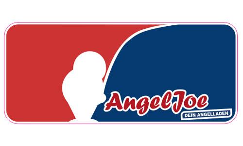 Angeljoe Logo als Aufkleber