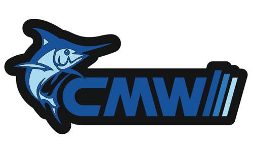 CMW Logo als Aufkleber