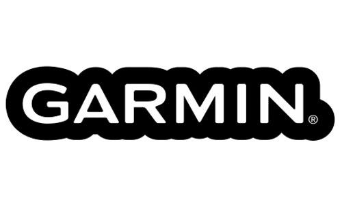 Garmin Logo als Aufkleber