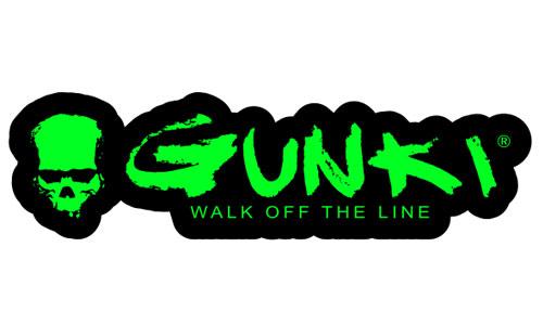 Gunki Logo als Aufkleber