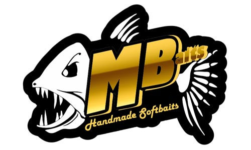 MBaits Logo als Aufkleber