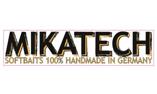 Mikatech Logo als Aufkleber