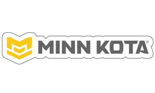 Minn Kota Logo als Aufkleber