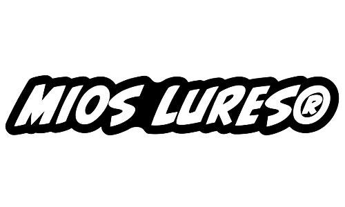 Mios Lures Logo als Aufkleber
