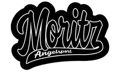 Moritz Angelsport Logo als Aufkleber