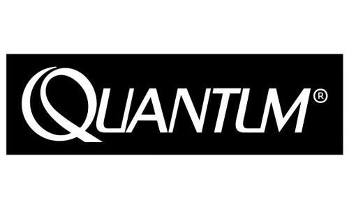 Quantum Logo als Aufkleber