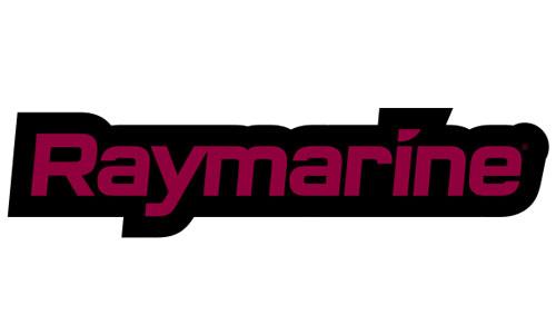 Raymarine Logo als Aufkleber