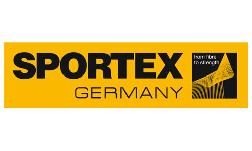 Sportex Logo als Aufkleber