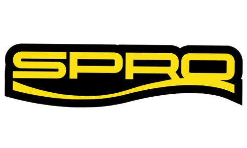 Spro Logo als Aufkleber