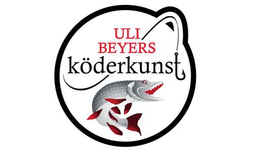 Uli Beyer Logo als Aufkleber